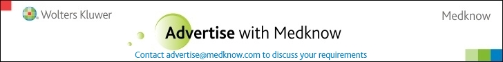 Advertise with Medknow